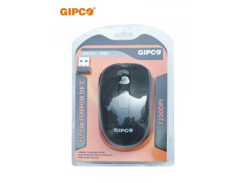 Chuột không dây GIPCO G05