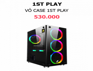 Vỏ case 1st play