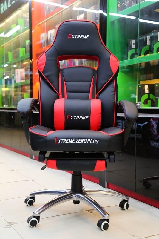 Bỏ 3 triệu đồng mua ghế gaming Extreme Zero Plus: Chân thép chắc chắn, kê chân ngủ ngon lành - Ảnh 1.